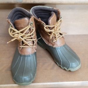 Sperry Topsider boys 3 avenue duck boot